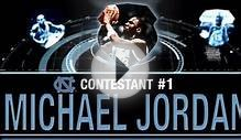 Better UNC Dunker: Michael Jordan, Jerry Stackhouse, Vince