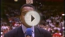 Bulls vs. Lakers - 1991 NBA Finals Game 5 (Bulls win first