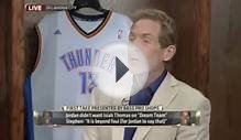 First Take - Michael Jordan admits he hates Isiah Thomas