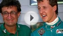 Formula 1 1991 Season Michael Schumacher first race photos