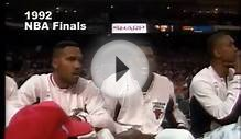 Greatest Moments in NBA History - Michael Jordan Hit a Six