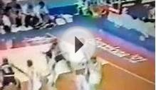 Hideo Ishihara Watch Michael Jordan Basketball Barcelona
