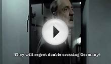 Hitler Finds Out Michael Jordan is Returning to Basketball