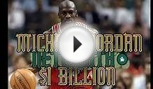 How Rich Is Michael Jordan? Net Worth 2016