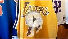 HUGE Champion NBA Vintage Jersey Collection For Sale