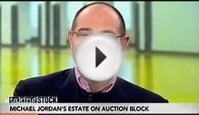 In the Press // Michael Jordan House Auction on Bloomberg