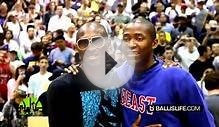 Jamal Crawford Scores 63 In front of Kobe Bryant & Hits