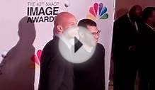 Keegan-Michael key and Jordan Peele at 43rd NAACP Image