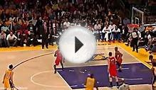 Kobe Bryant vs Michael Jordan - Identical Plays: The