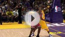 Kobe Bryant vs Michael Jordan NBA 2k11