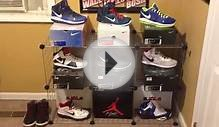 Lebron James Shoe Collection + Michael Jordan Collection
