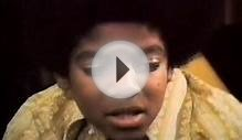 Michael Jackson when he was kid
