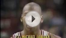 Michael Jordan 1989 Playoffs: 50pts in Game 4 vs Cavs