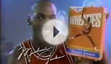 Michael Jordan 1989 Wheaties Commercial