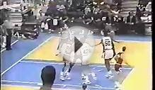 Michael Jordan 1990: 44pts Vs. David Robinson & Spurs