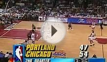 Michael Jordan 1992 NBA Finals Great Performance