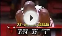 Michael Jordan 1992 NBA Finals The Shrug First Half