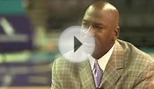 Michael Jordan 1-on-1: The Charlotte Hornets Transition