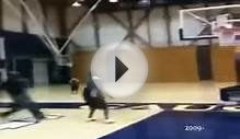 Michael Jordan 1 on 1 vs Slamball player 2009.mp4