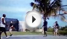 MICHAEL JORDAN 52 YEARS OLD PLAYING IN A PICKUP BASKETBALL