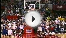 Michael Jordan 54 pts, playoffs 1993 bulls vs knicks game 4