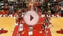 Michael Jordan - Best Slam Dunk