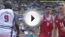 Michael Jordan Dunk - 1992 Olympic Final - Dream Team