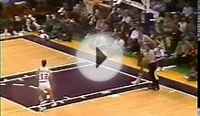 MICHAEL JORDAN- Facial Dunk On Mark Eaton!