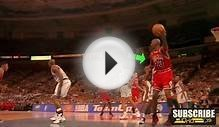 Michael Jordan Fadeaway Jumper: NBA Basketball Moves