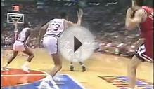 Michael Jordan Highlights Dunk 1991