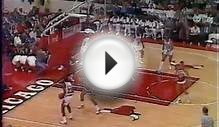 Michael Jordan Highlights From Early In His NBA Career [BEST]