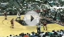 Michael Jordan Just Great Chicago Bulls 112:91 Miami Heat