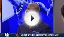 Michael Jordan Makes Forbes List Of Billionaires