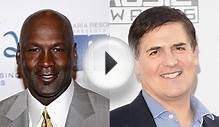 Michael Jordan, Mark Cuban Among Top 19 Richest People in