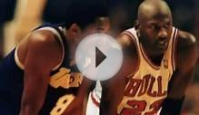 MICHAEL JORDAN ON KOBE BRYANT he is only Top10 Guard All