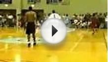 Michael Jordan rare game in school 1998