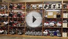 MICHAEL JORDAN SHOE SHRINE AND SHOE MUSEUM SHOESEUM WOW!