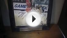Michael Jordan Signed Basketball and 8x10. Best NBA Player