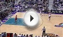 Michael Jordan - The Last Shot! Last minute of the 1998