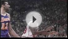Michael Jordan The Move 1991 NBA Finals