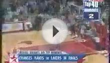 Michael Jordan Top 40 Moments, basketball, nba