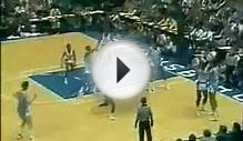 Michael Jordan UNC Highlights