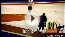 Michael Jordan vs. Larry Bird for Big Mac
