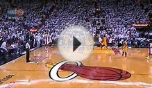 Michael Jordan vs Lebron James- Buzzer beaters playoffs