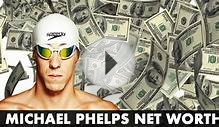 Michael Phelps Net Worth 2015 & 2016 | Salary, Income