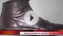 Most Expensive Sneakers in the World [HD]