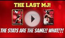 NBA 2K15 MyTeam: The Last Jordan! 95-96 Michael Jordan