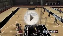 NBA 2K15 PS4 Michael Jordan Rec Center