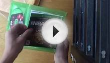 NBA 2K16 Michael Jordan Special Edition Unboxing & First Look!