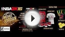 NBA 2K16 MyTeam 85 Michael Jordan and Dynamic Cards-2015